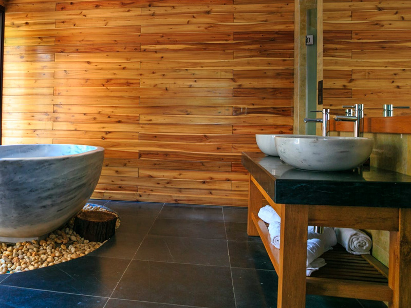 Badkamermeubel Schutz Natuursteen